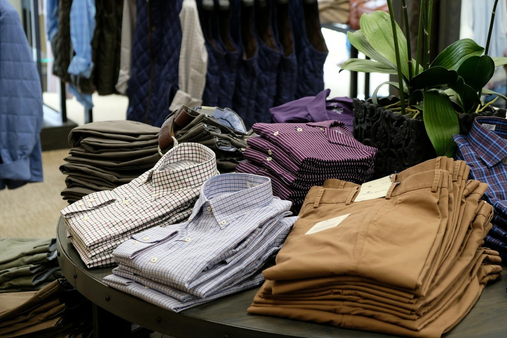 Peter Millar Shop