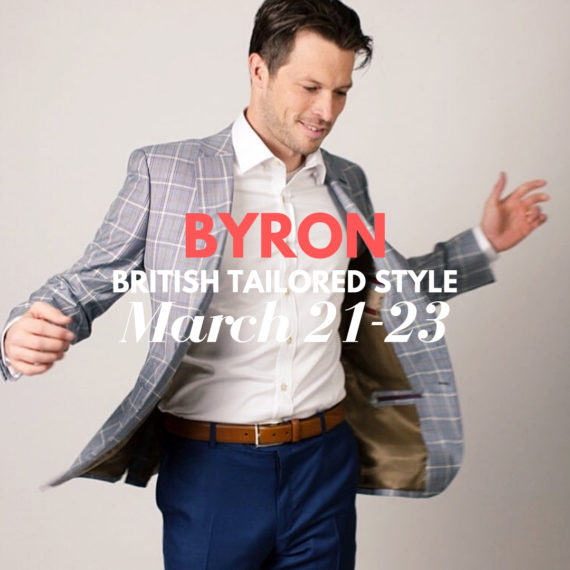 BYRON SS2019 Event
