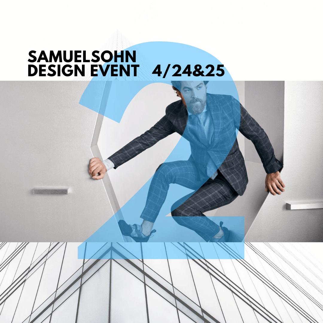 Samuelsohn Design Event 2