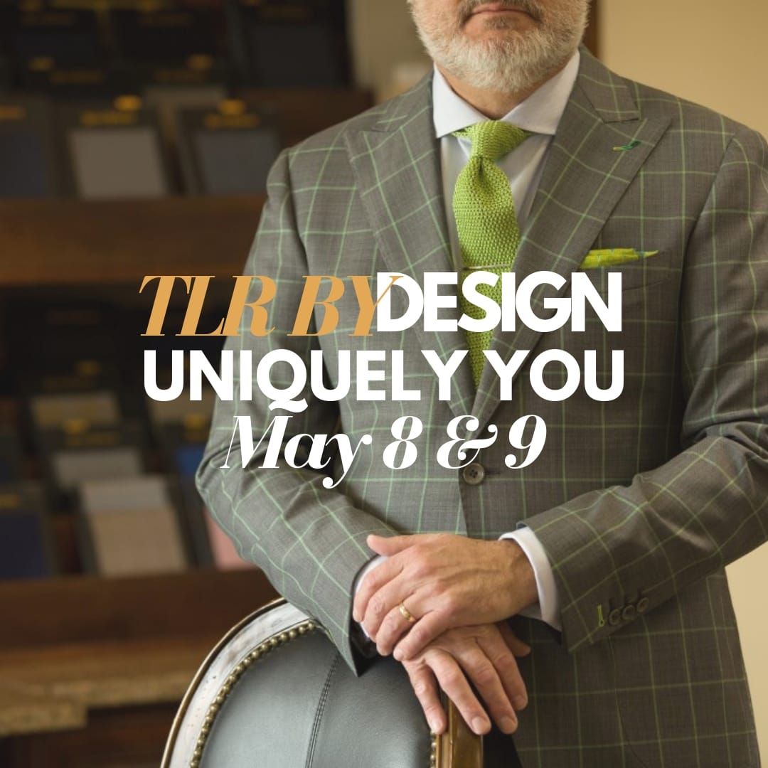 TLR BY DESIGN MAY 2019