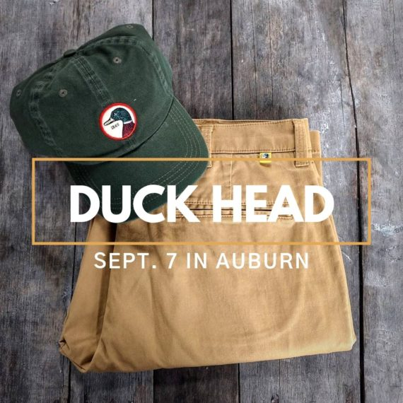 Duck Head Game Day Tour FW 2019