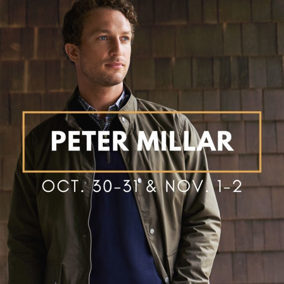 Peter Millar Fall 2019 Event Image1
