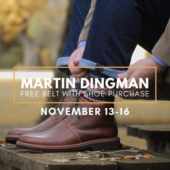 2019 FW Martin Dingman Event