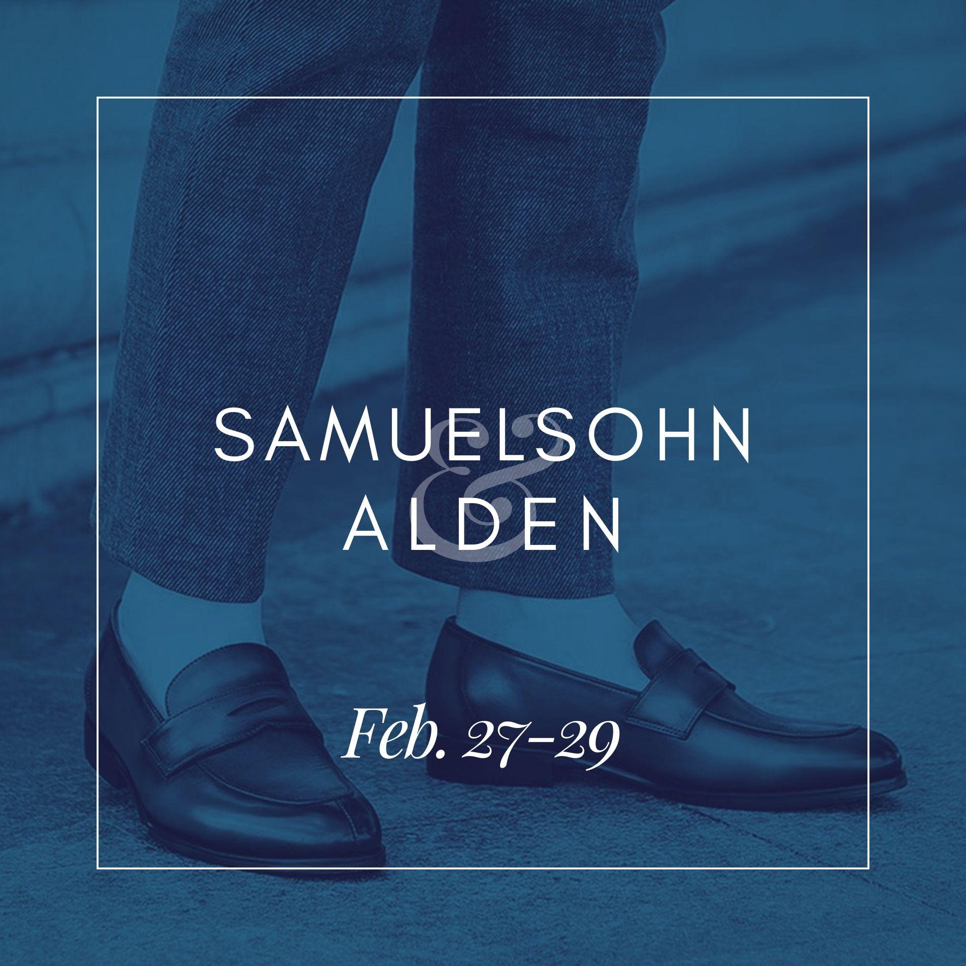 Samuelsohn Alden Event