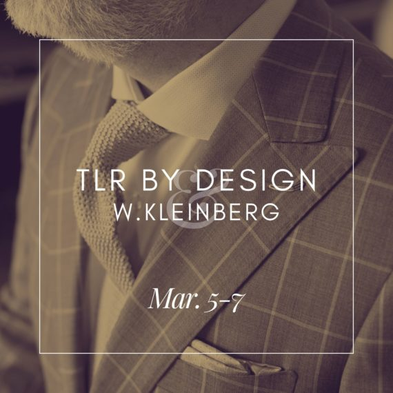 TLR BY DESIGN EVENT